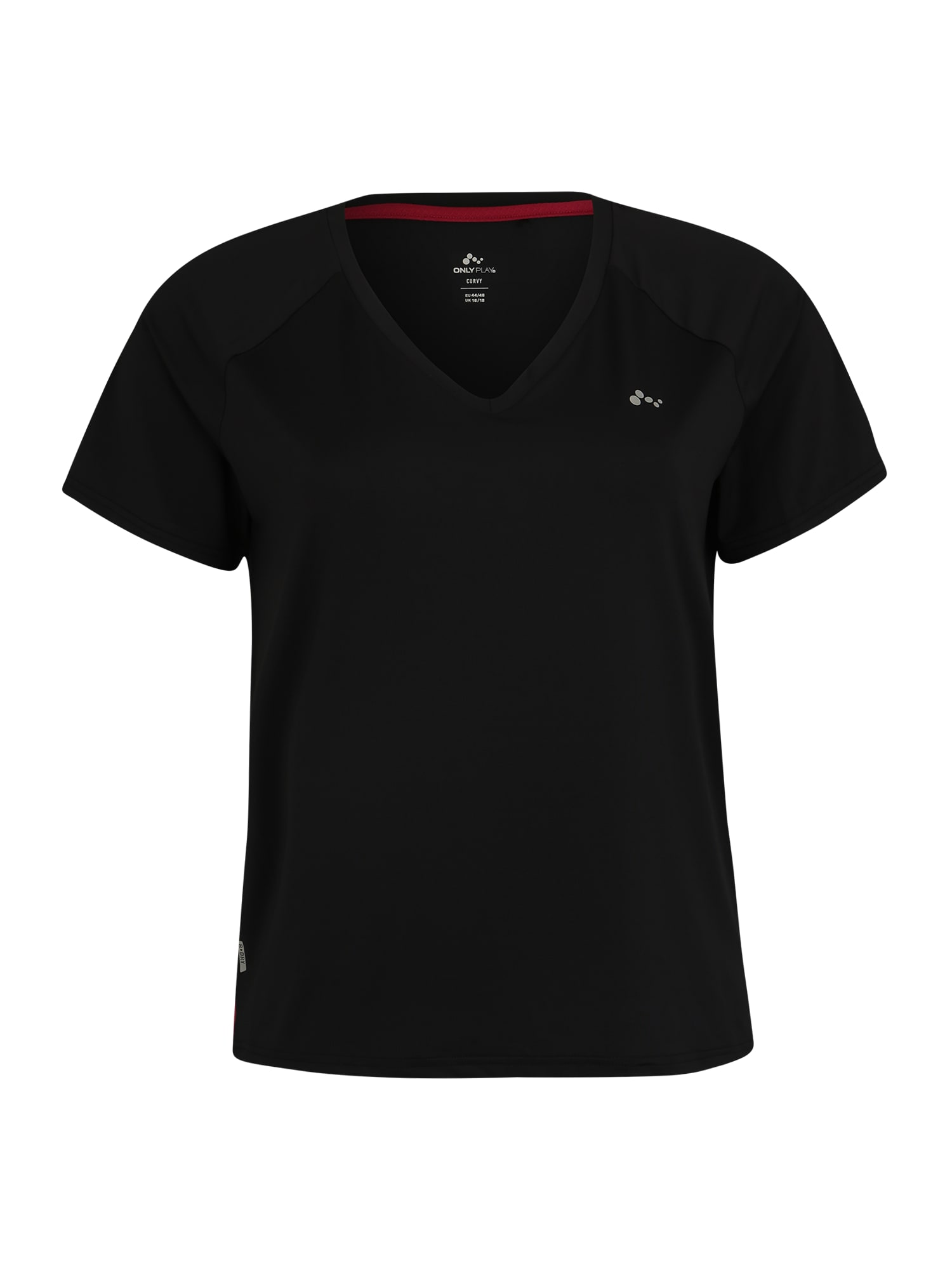 Sportshirt 'JODIE' | Sportbekleidung > Sportshirts > T-Shirts | Only Play Curvy