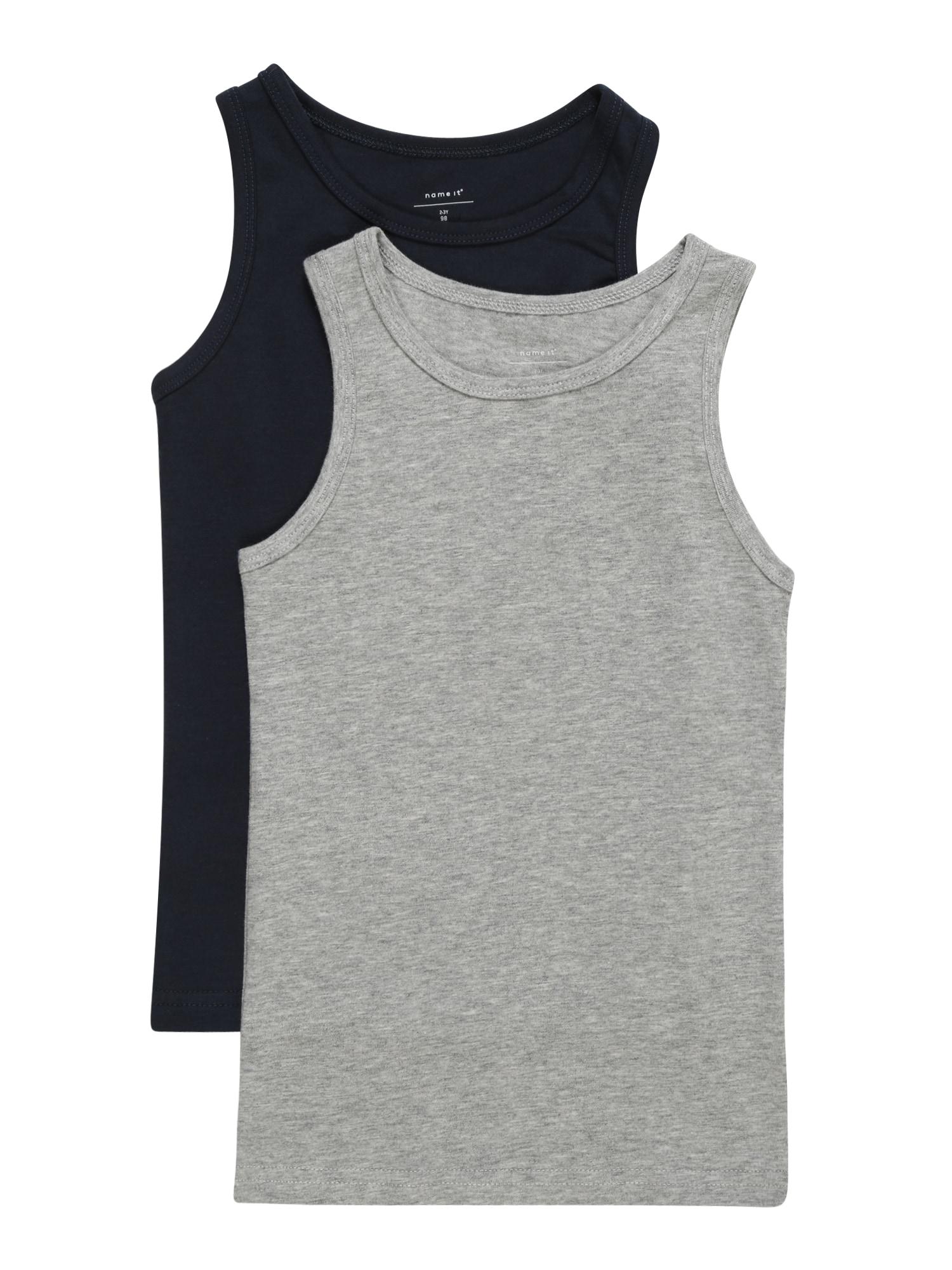 NAME IT Apatiniai marškinėliai