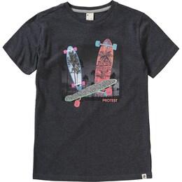 Protest Jungen,Kinder,Kinder,Jungen T-Shirt KNIVER für Jungen anthrazit | 08718025771479