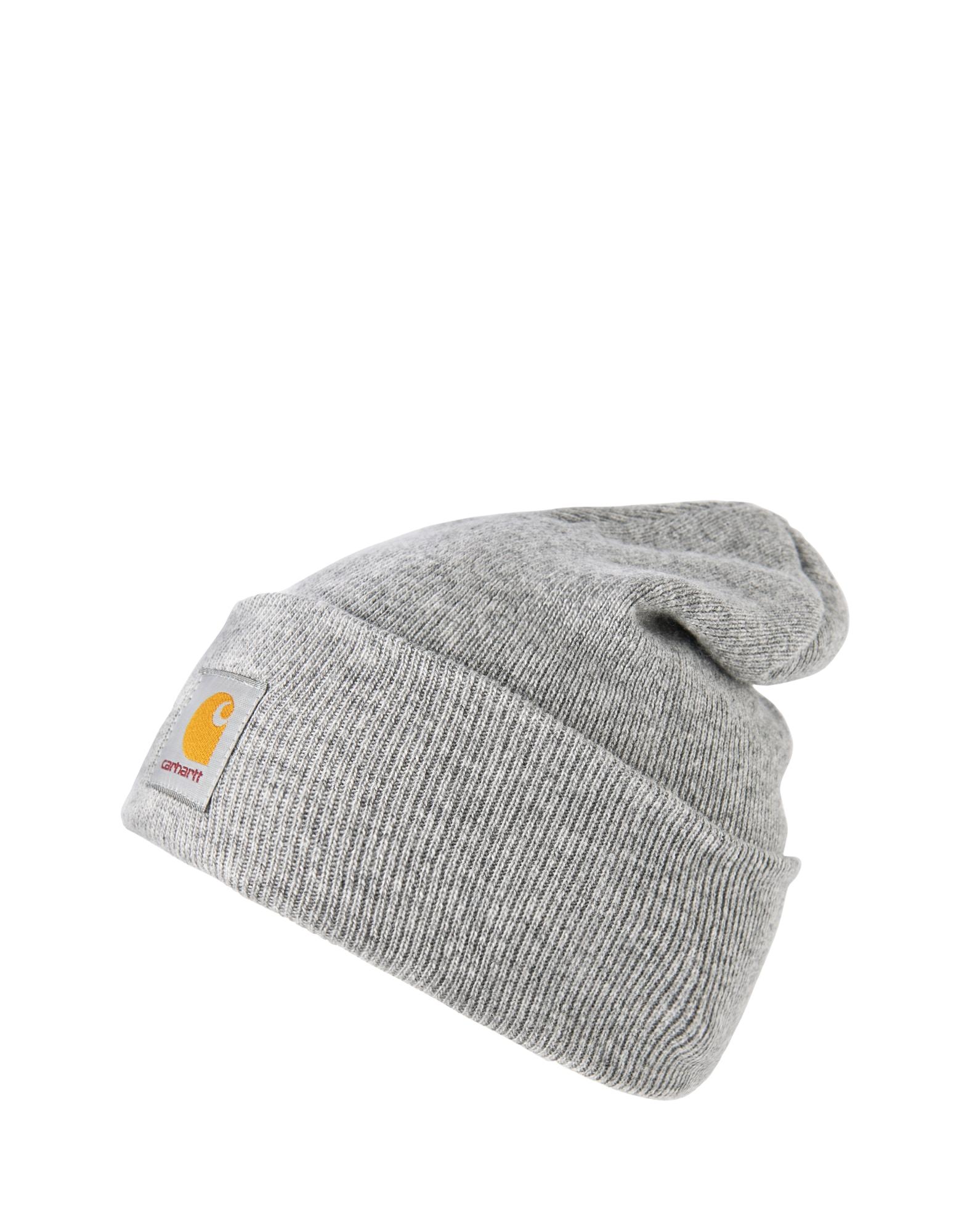 Carhartt WIP Megzta kepurė margai pilka