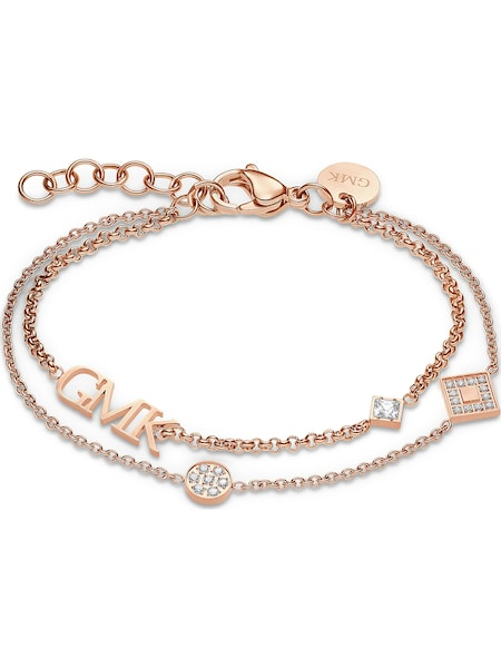 Armbaender - Armband › GMK Collection › rosegold weiß  - Onlineshop ABOUT YOU