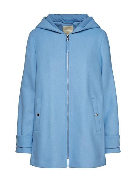 Jacken für Frauen - ESPRIT Mantel hellblau  - Onlineshop ABOUT YOU