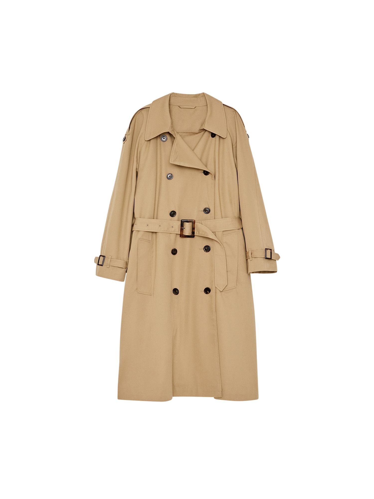 Pepe Jeans Rudeninis-žieminis paltas 'FREEDA' smėlio