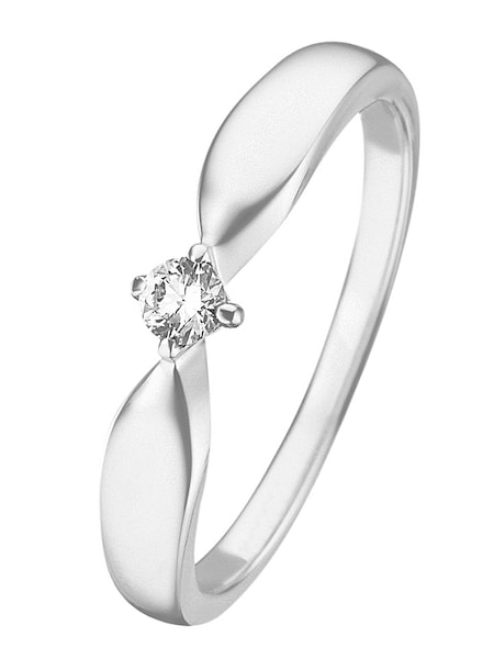 Ringe für Frauen - CHRIST Ring '60049742' silber  - Onlineshop ABOUT YOU