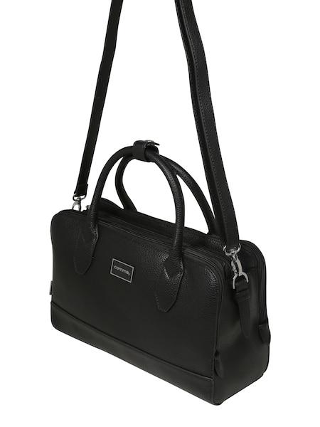 Handtaschen für Frauen - COMMA Handtasche mit Labelpatch schwarz  - Onlineshop ABOUT YOU
