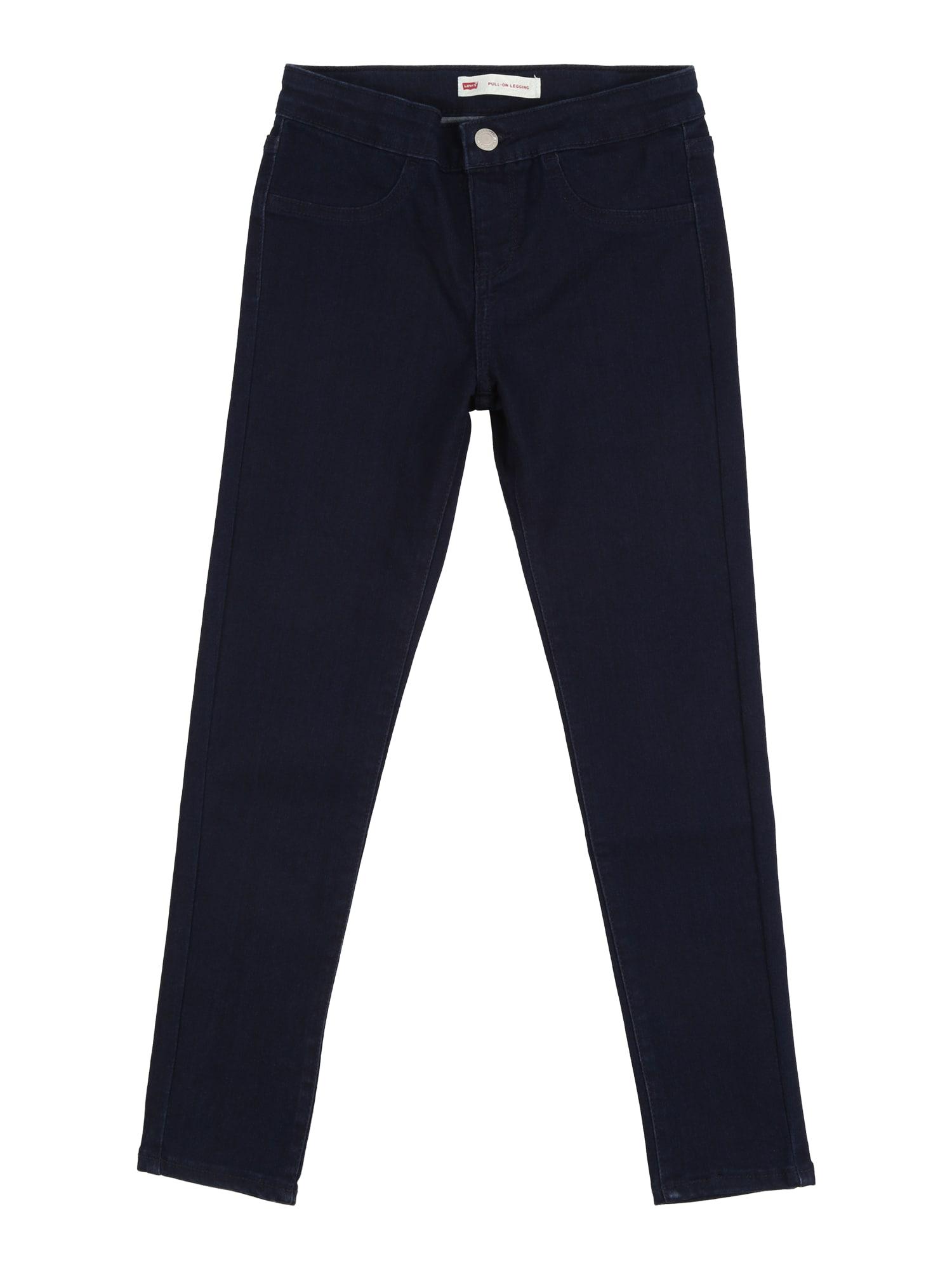 LEVI'S Džinsai 'pull-on legging' kobalto mėlyna