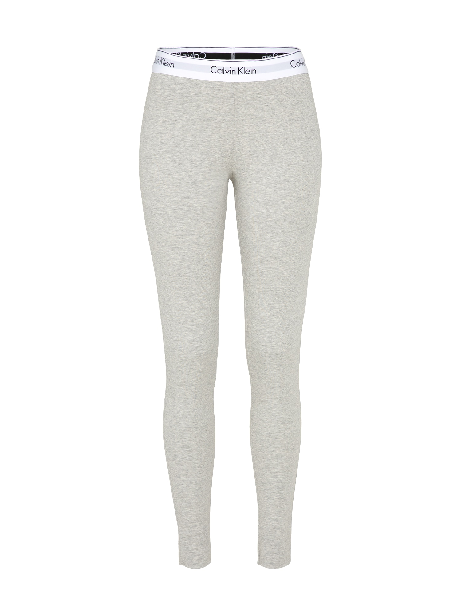 Calvin Klein Underwear Pižaminės kelnės margai pilka