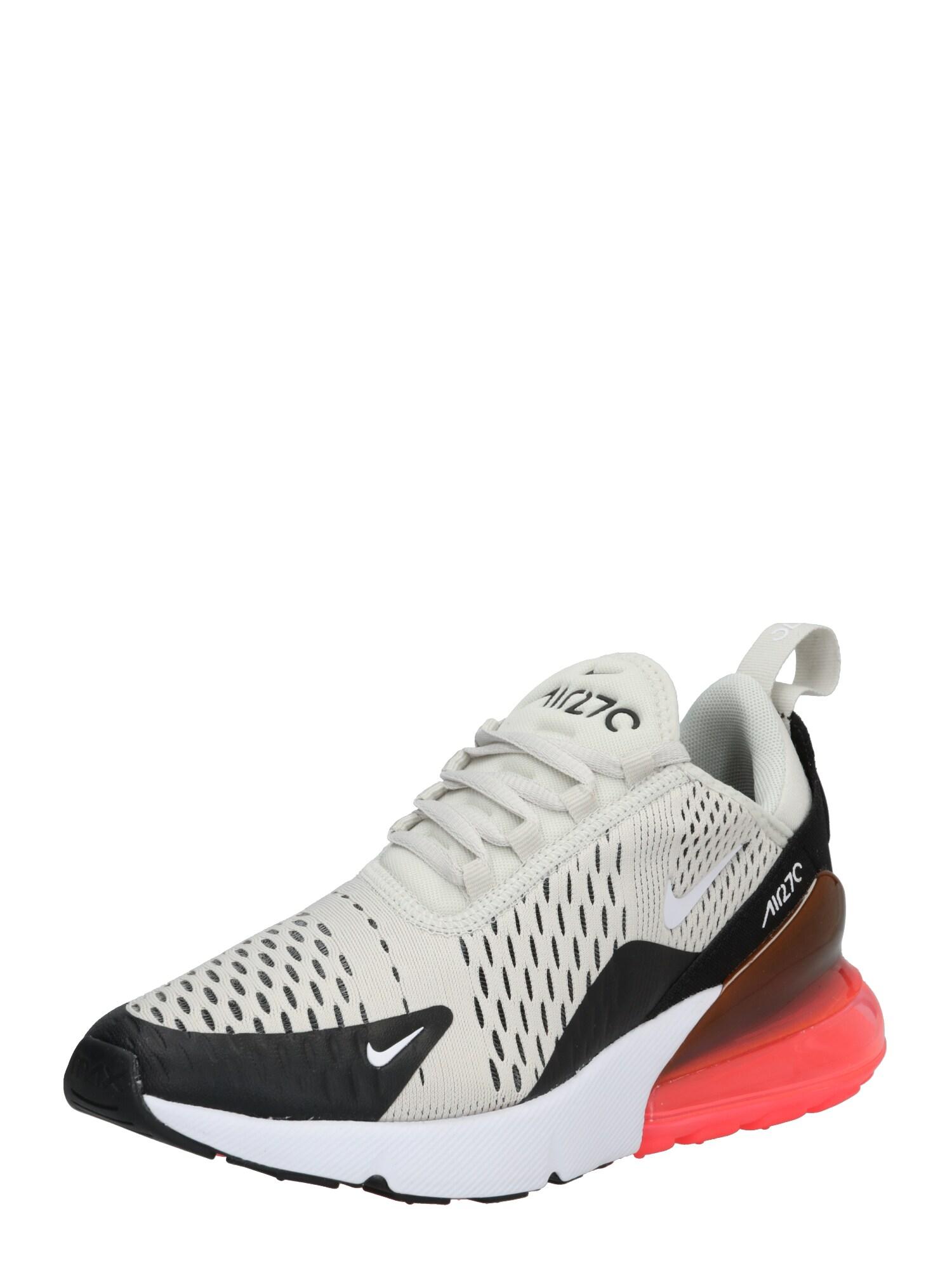 Tenisky Air Max 270 šedá černá Nike Sportswear