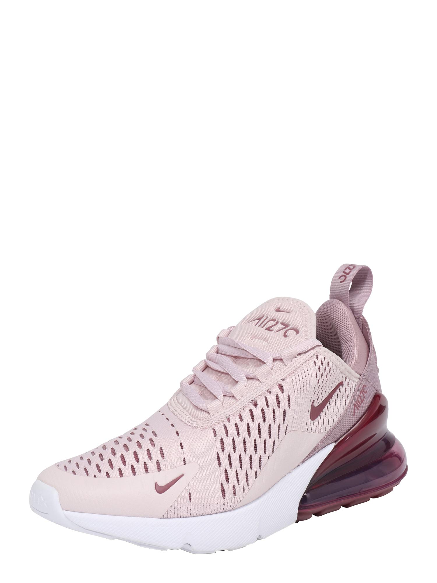 Nike Sportswear Nízke tenisky 'Air Max 270'  ružová / čerešňová