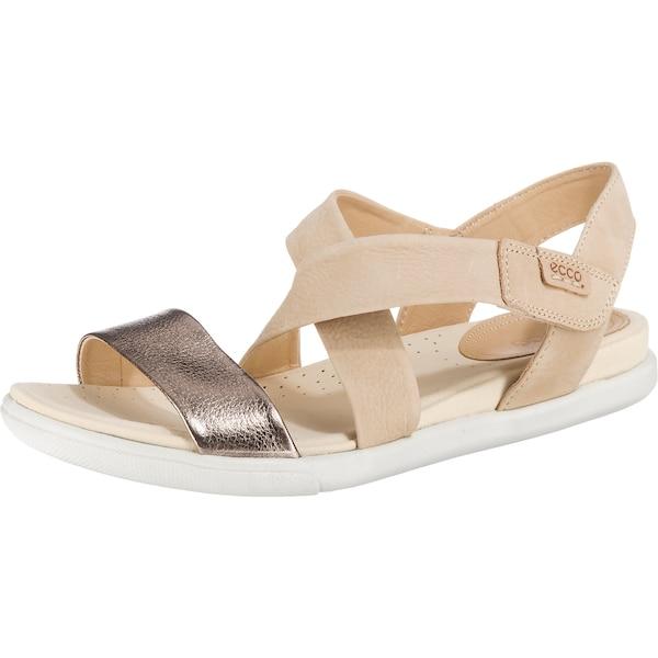 Sandalen für Frauen - ECCO Sandalen camel rosé  - Onlineshop ABOUT YOU