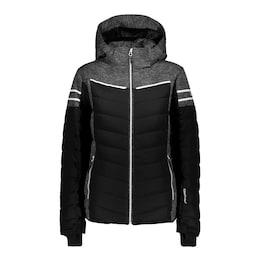 CMP Damen Skijacke 38W0746-U901 schwarz,weiß | 08056381027039