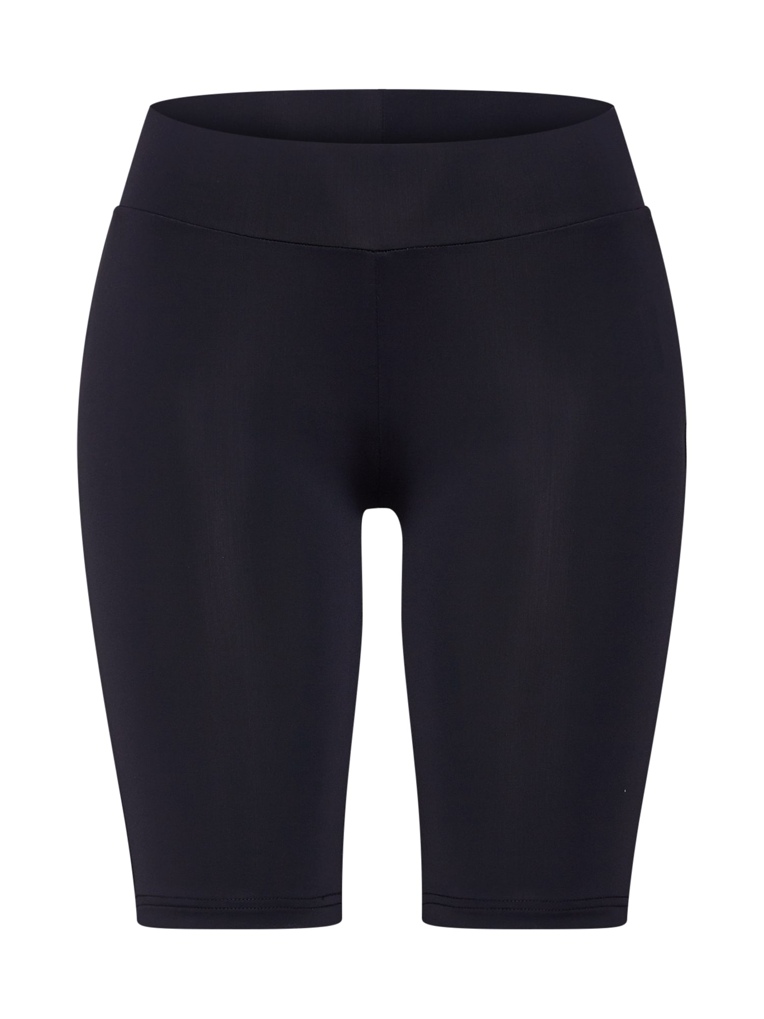 Urban Classics Tamprės 'Ladies Cycle Shorts' juoda