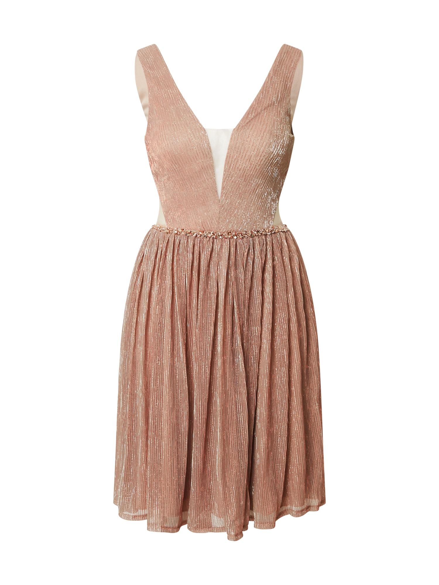 Laona Kokteilinė suknelė rožinė