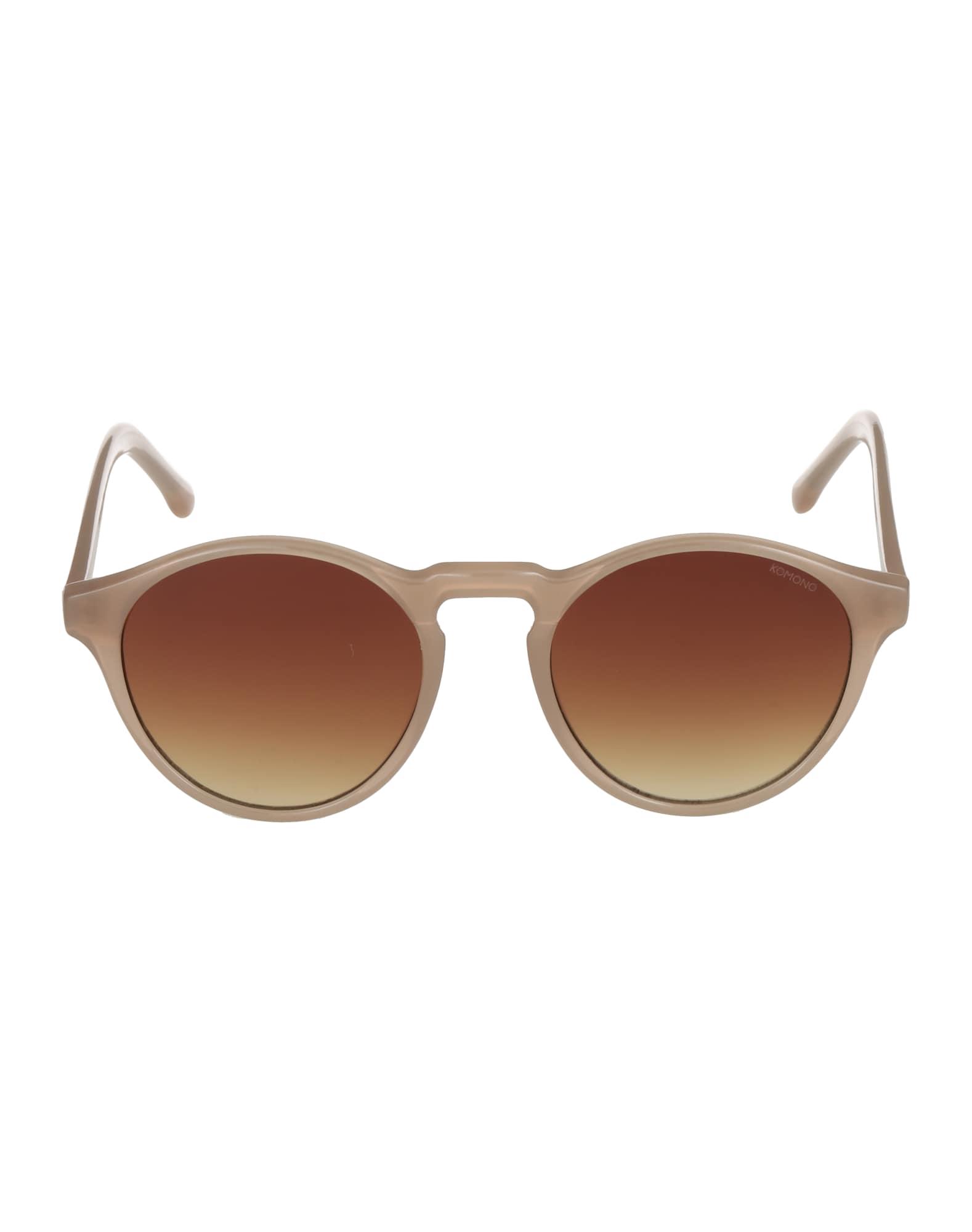 Sluneční brýle Devon světle hnědá Komono