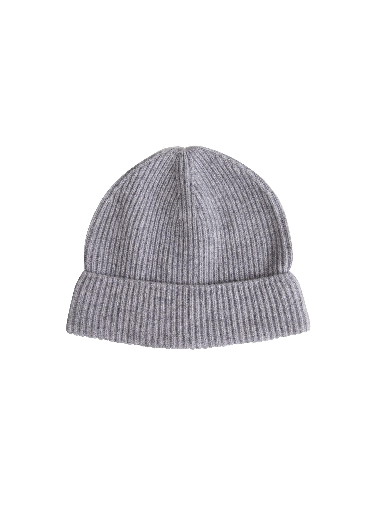 EDITED Megzta kepurė 'Javier' pilka