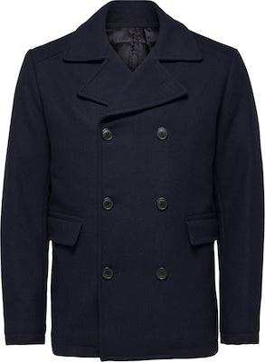 SELECTED HOMME Wollmantel 'SHDMERCE WOOL PEACOAT'