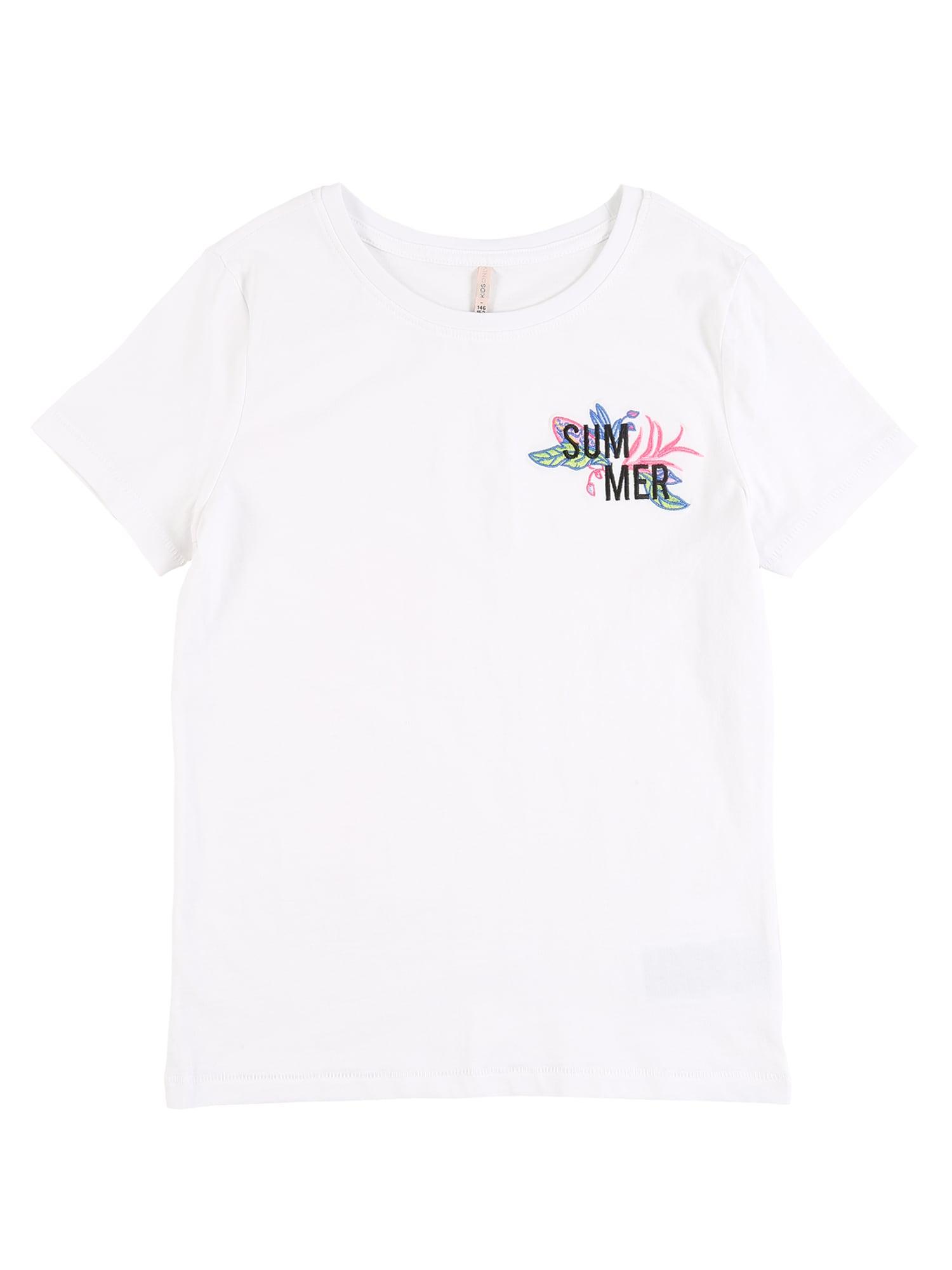 KIDS ONLY Marškinėliai balta