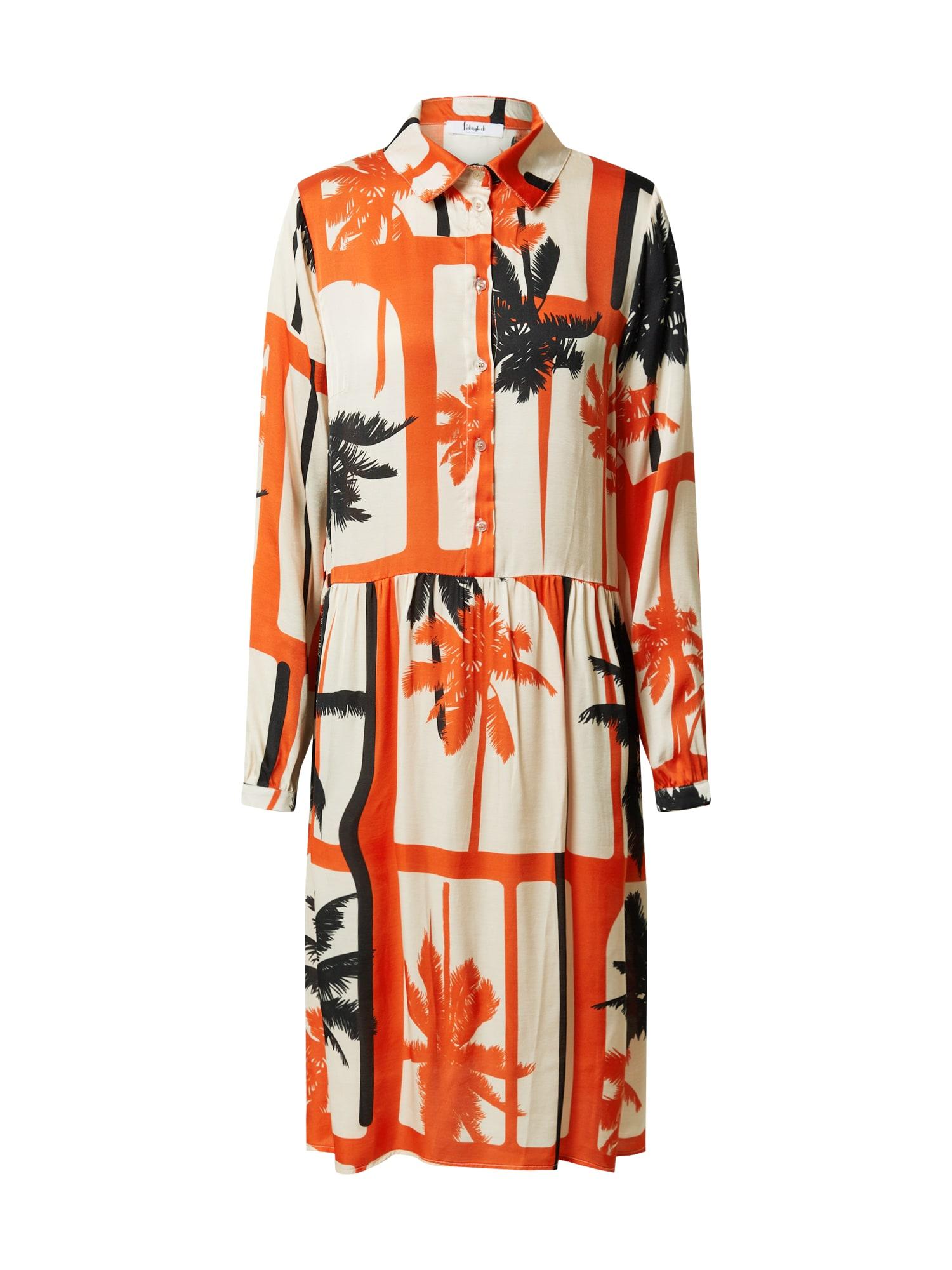 Liebesglück Palaidinės tipo suknelė mišrios spalvos