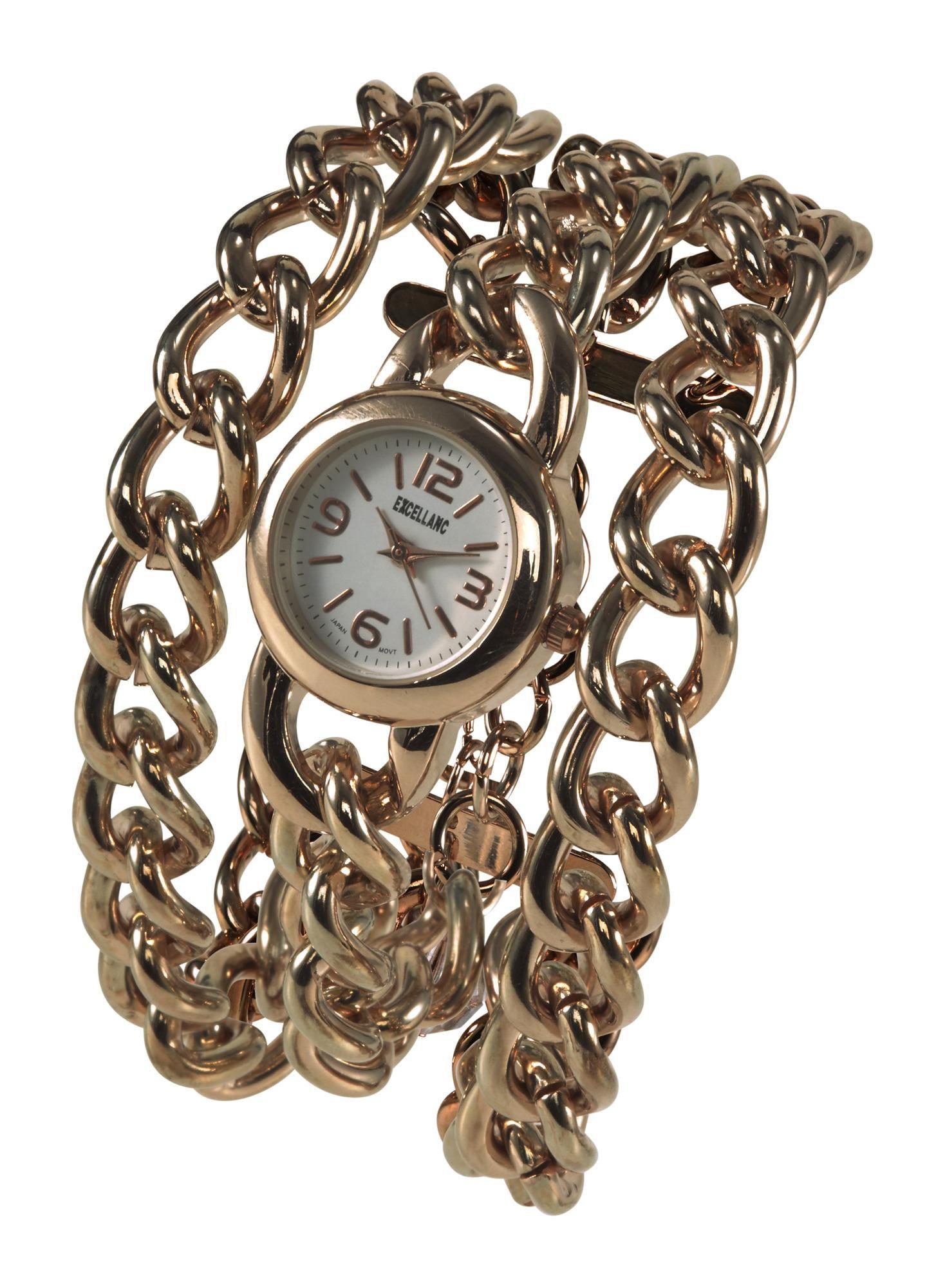 heine Analoginis (įprasto dizaino) laikrodis auksas