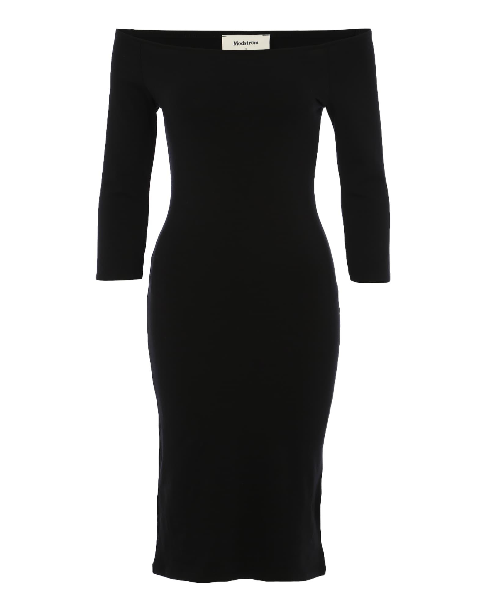 modström Suknelė 'Tansy' juoda
