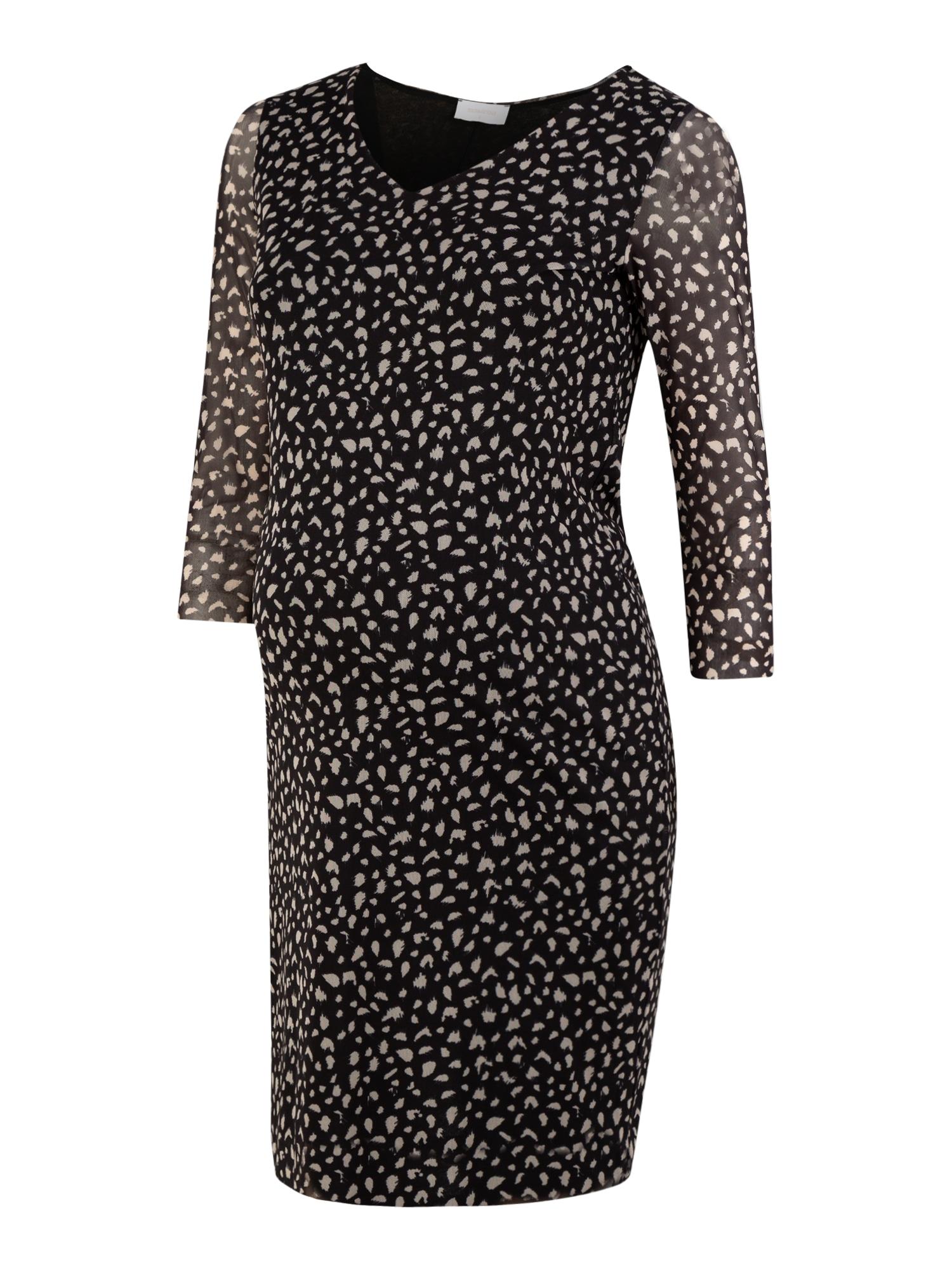 MAMALICIOUS Suknelė 'MLALLY' juoda