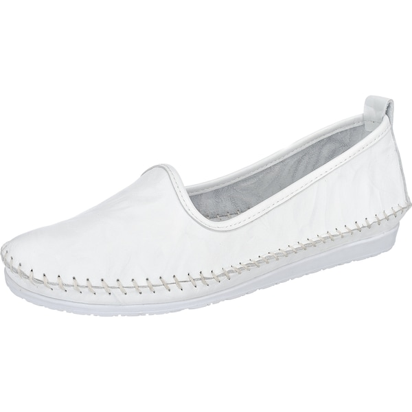Slipper - Komfort Slipper › ANDREA CONTI › weiß  - Onlineshop ABOUT YOU