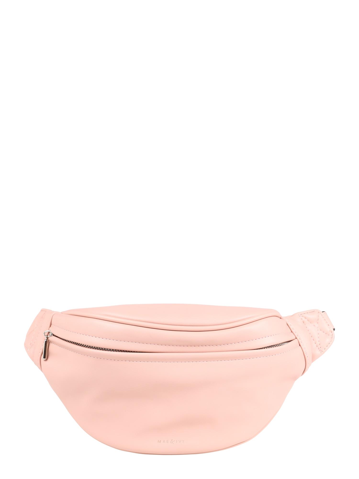 Ledvinka ROSE BELT BAG  tělová Mae & Ivy