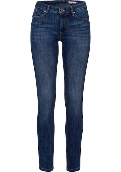 Hosen - Jeans 'OCS Skin' › EDC BY ESPRIT › dunkelblau  - Onlineshop ABOUT YOU