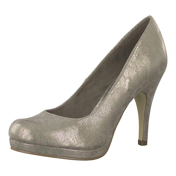 Highheels für Frauen - TAMARIS High Heel Pumps mit Plateau taupe  - Onlineshop ABOUT YOU