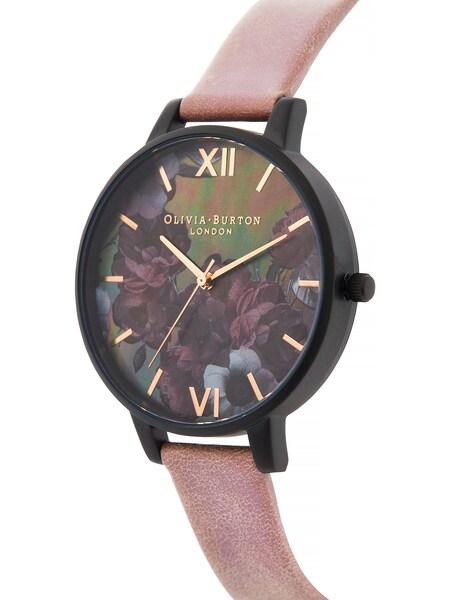 Uhren für Frauen - Uhr 'After Dark OB16AD38' › Olivia Burton › rosé schwarz  - Onlineshop ABOUT YOU