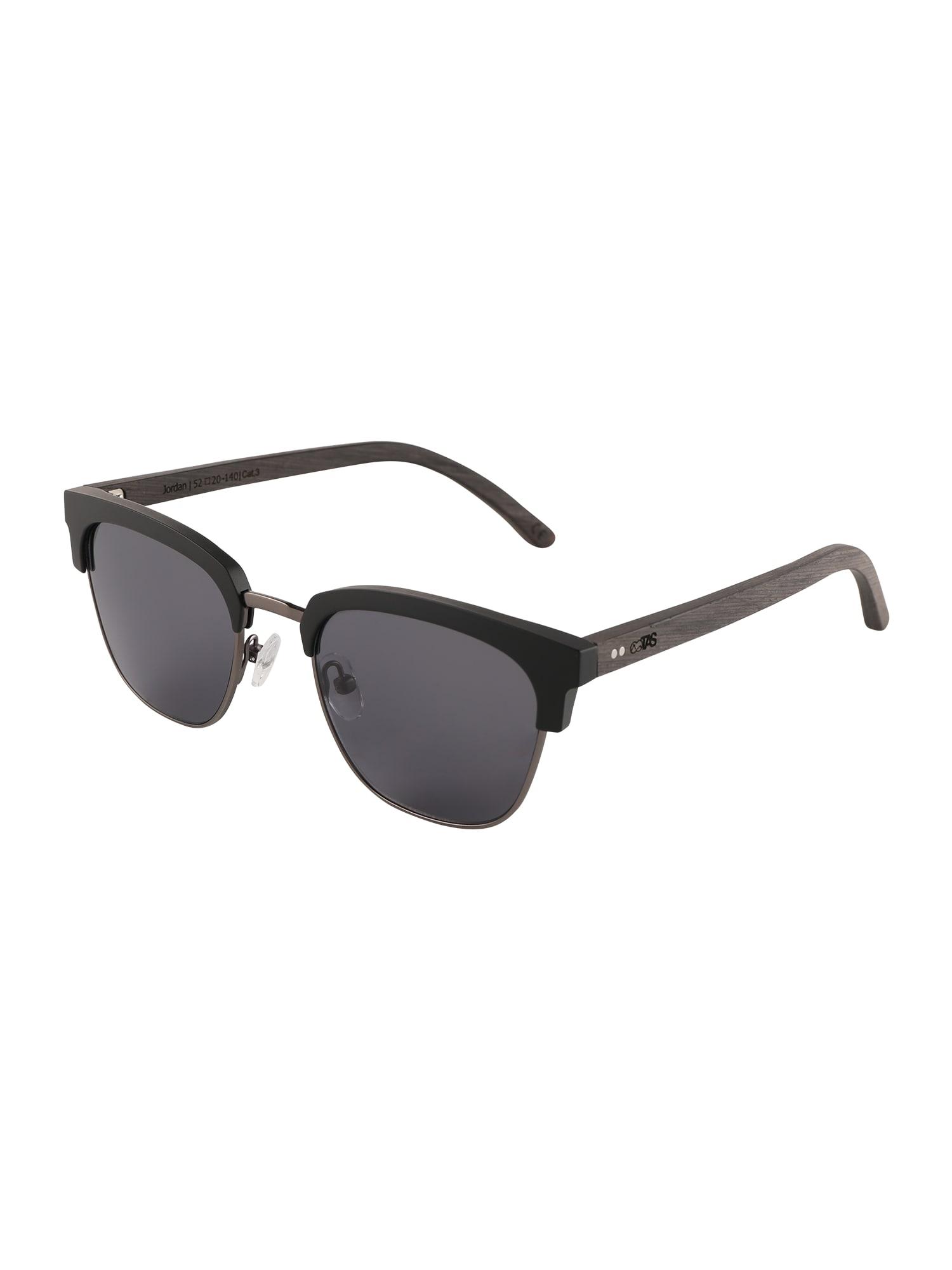 Sluneční brýle The Metall-Steg Collection černá TAKE A SHOT
