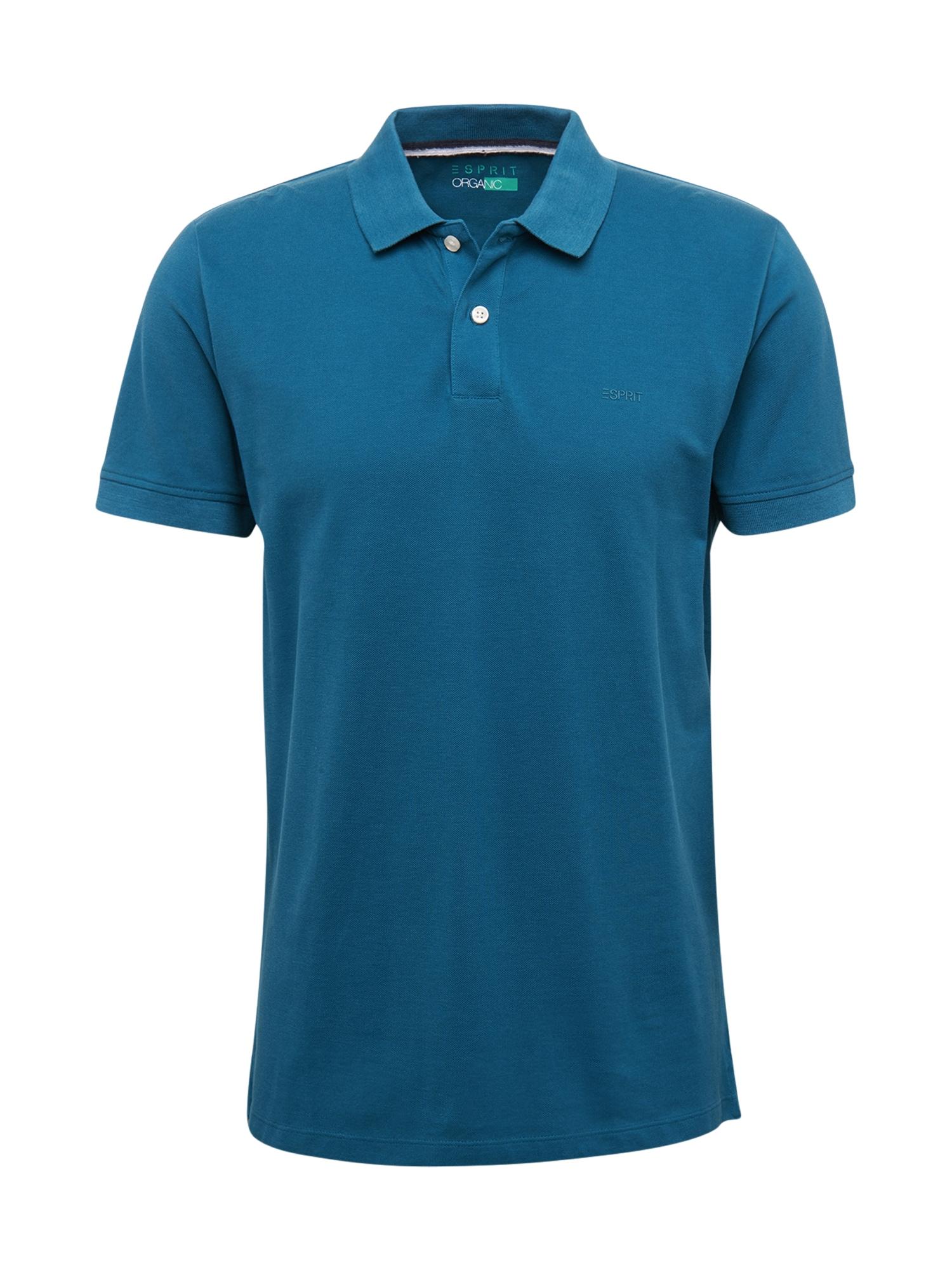 ESPRIT Marškinėliai 'OCS N pi po ss' benzino spalva