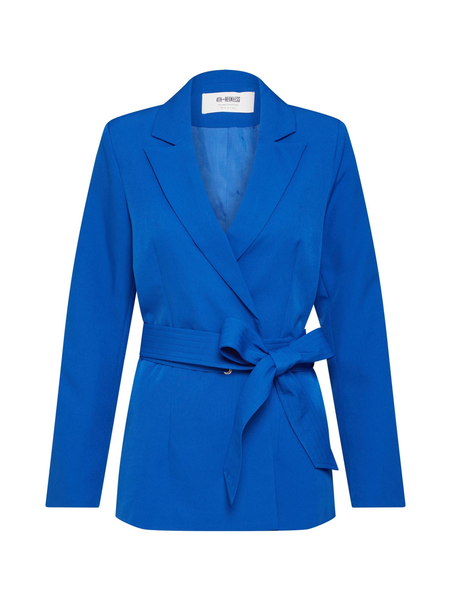 4th & Reckless Blazer švarkas 'GALAXY' mėlyna
