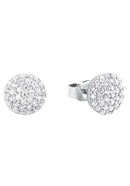 Ohrringe für Frauen - S.Oliver RED LABEL Paar Ohrstecker '2024216' silber  - Onlineshop ABOUT YOU