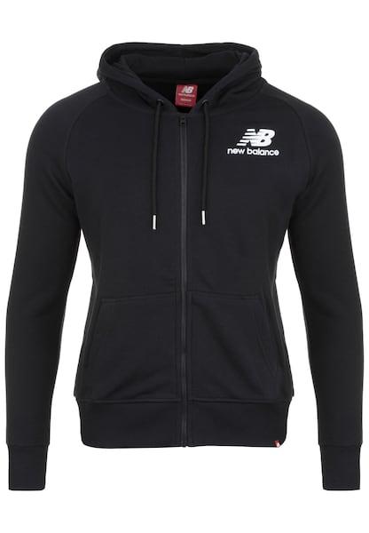Jacken für Frauen - New Balance Jacke schwarz weiß  - Onlineshop ABOUT YOU