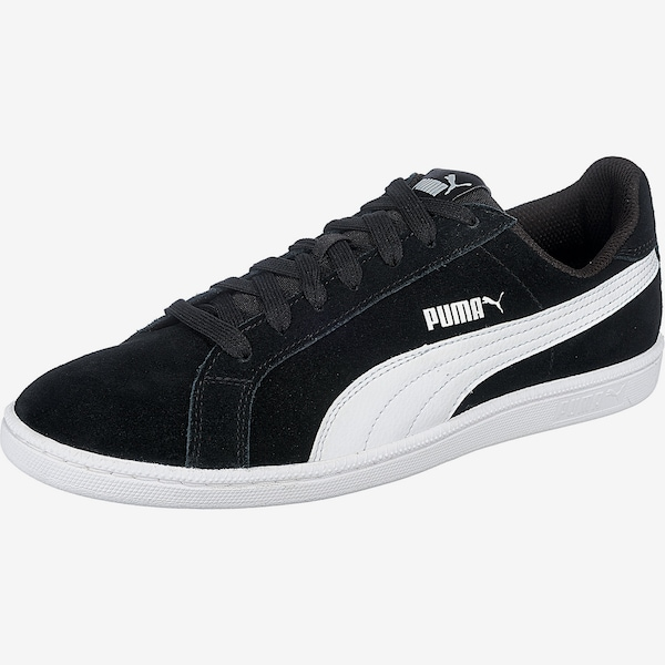 puma smash sd sneakers in schwarz about you. Black Bedroom Furniture Sets. Home Design Ideas