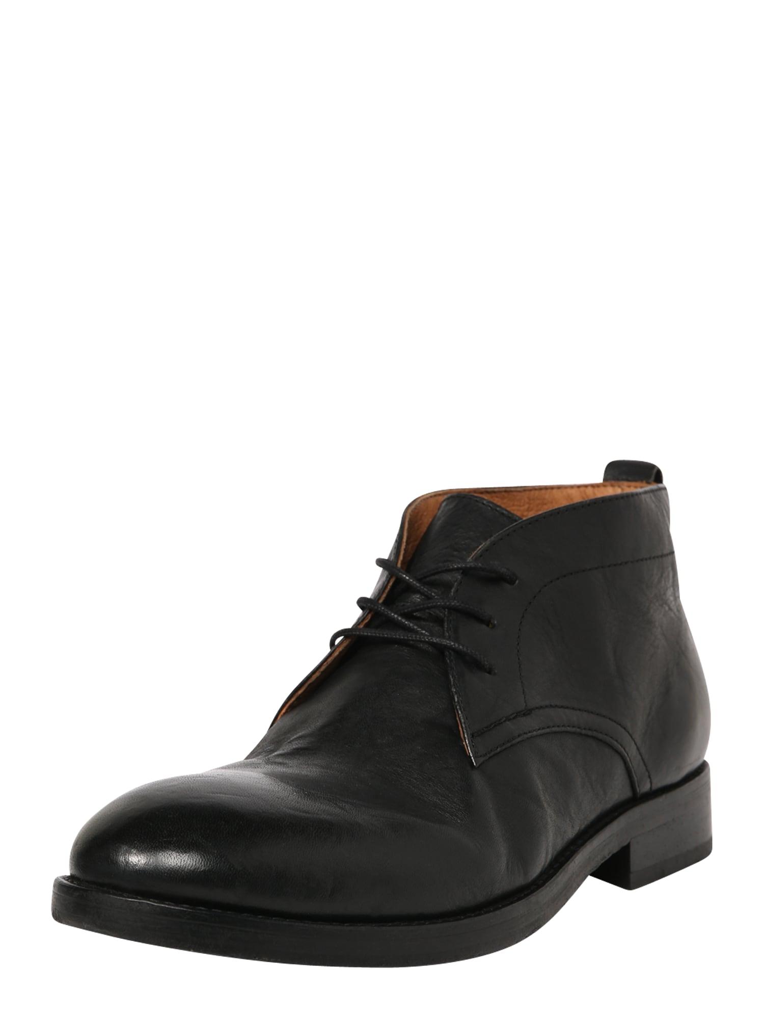 """Hudson London """"Chukka"""" batai juoda"""