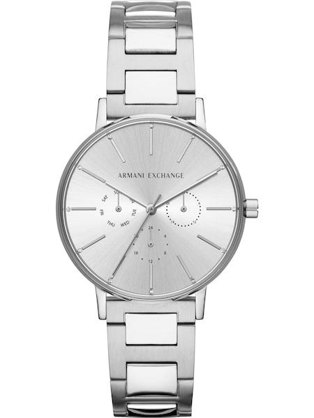 Uhren für Frauen - Emporio Armani Uhr silber  - Onlineshop ABOUT YOU