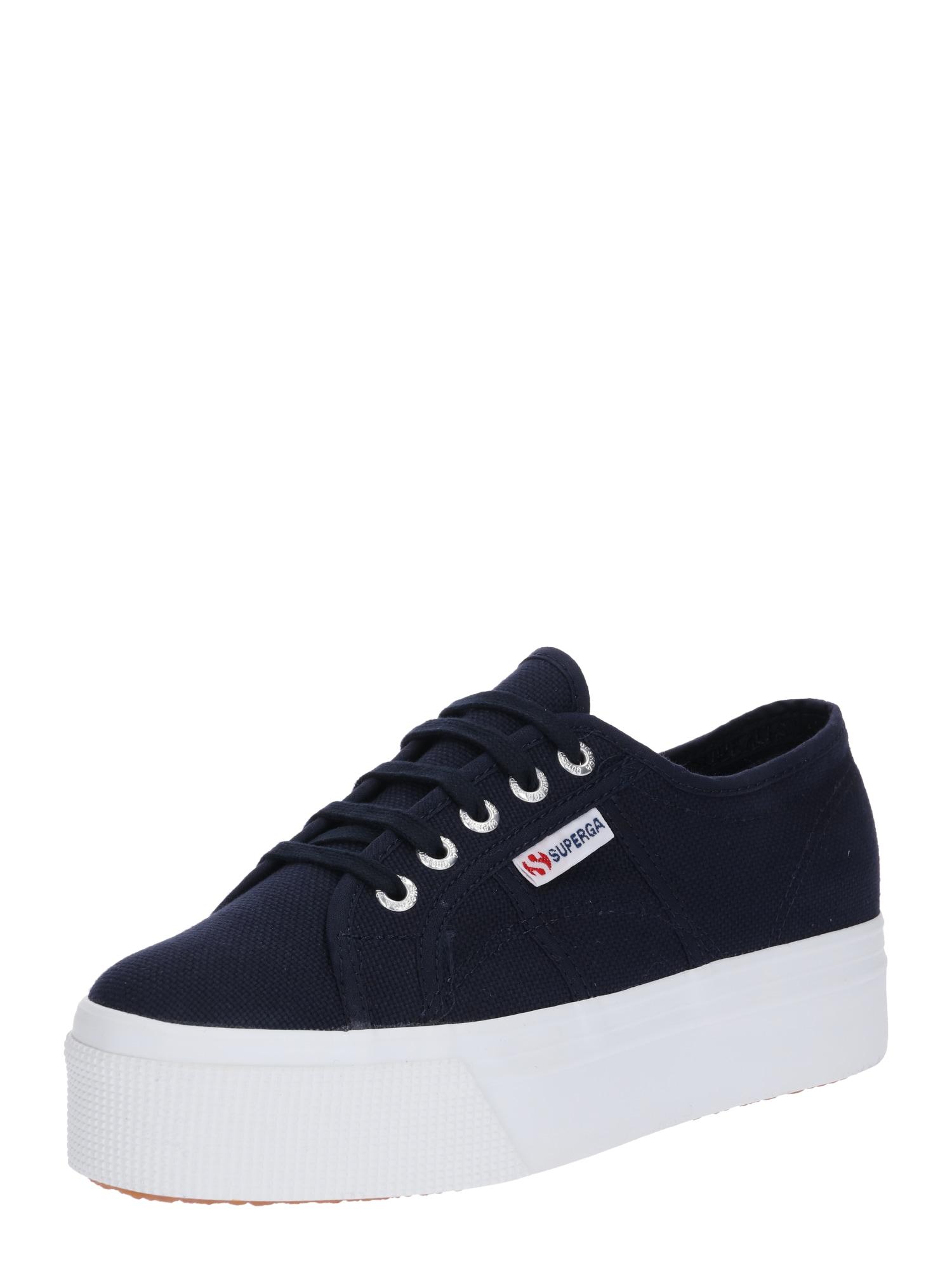 SUPERGA Sneaker low '2790 Acotw Linea Up & down'  navy / alb