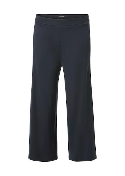 Hosen für Frauen - Marc O'Polo Culotte kobaltblau  - Onlineshop ABOUT YOU