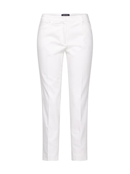 Hosen für Frauen - MORE MORE Hose 'Hedy Contrast Galloon' offwhite  - Onlineshop ABOUT YOU