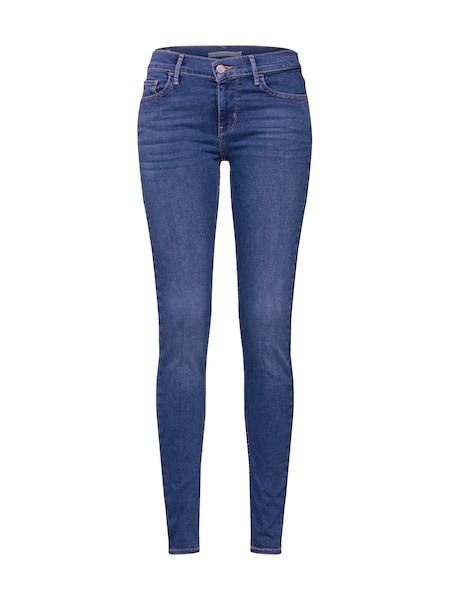 Hosen - Jeans '710 INNOVATION SUPER SKINNY' › Levi's › blue denim  - Onlineshop ABOUT YOU