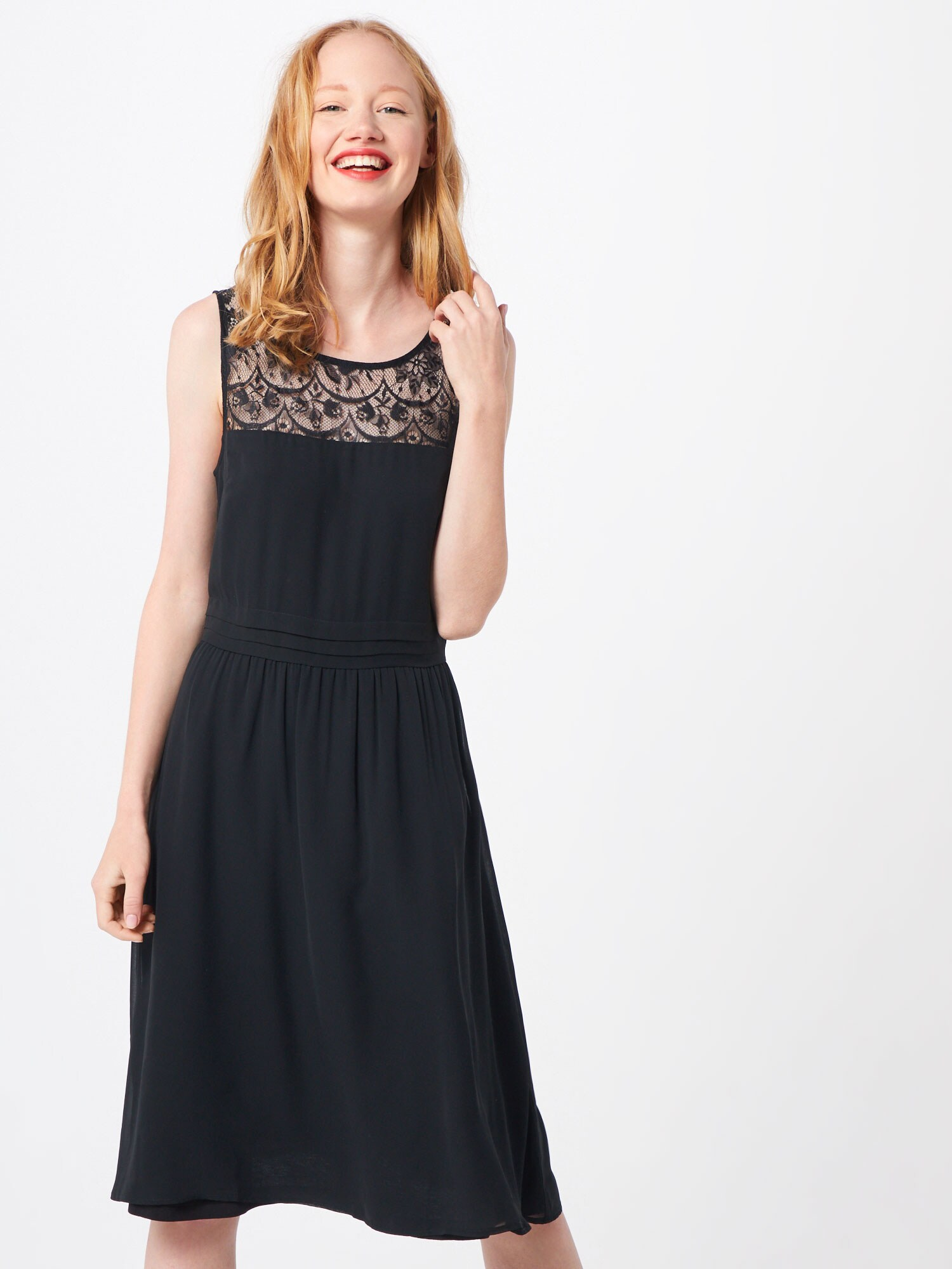 ABOUT YOU Cocktailklänning 'Najana'  svart