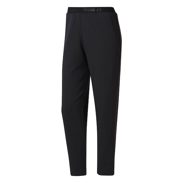 Hosen für Frauen - Hose 'Studio Fitness Lifestyle' › Reebok › schwarz  - Onlineshop ABOUT YOU