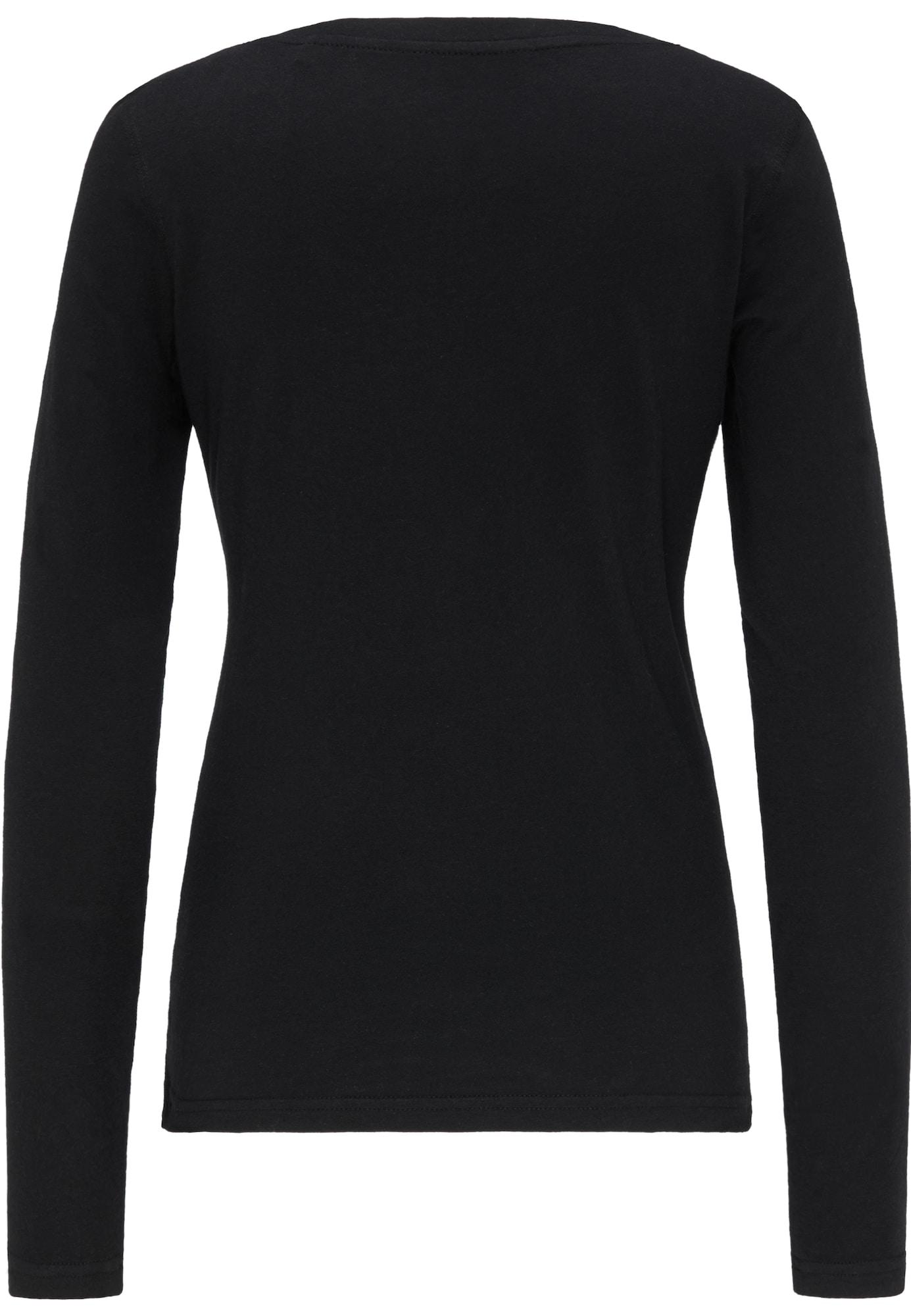 mustang - T-Shirt ' Basic-Longsleeve '