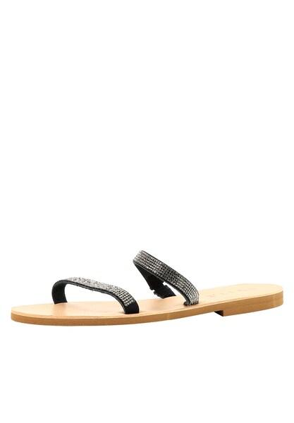 Sandalen für Frauen - EVITA Sandale schwarz  - Onlineshop ABOUT YOU