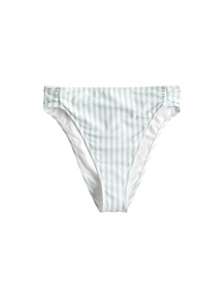 Bademode - Bikinihose 'ARONA' › Hollister › weiß grün  - Onlineshop ABOUT YOU
