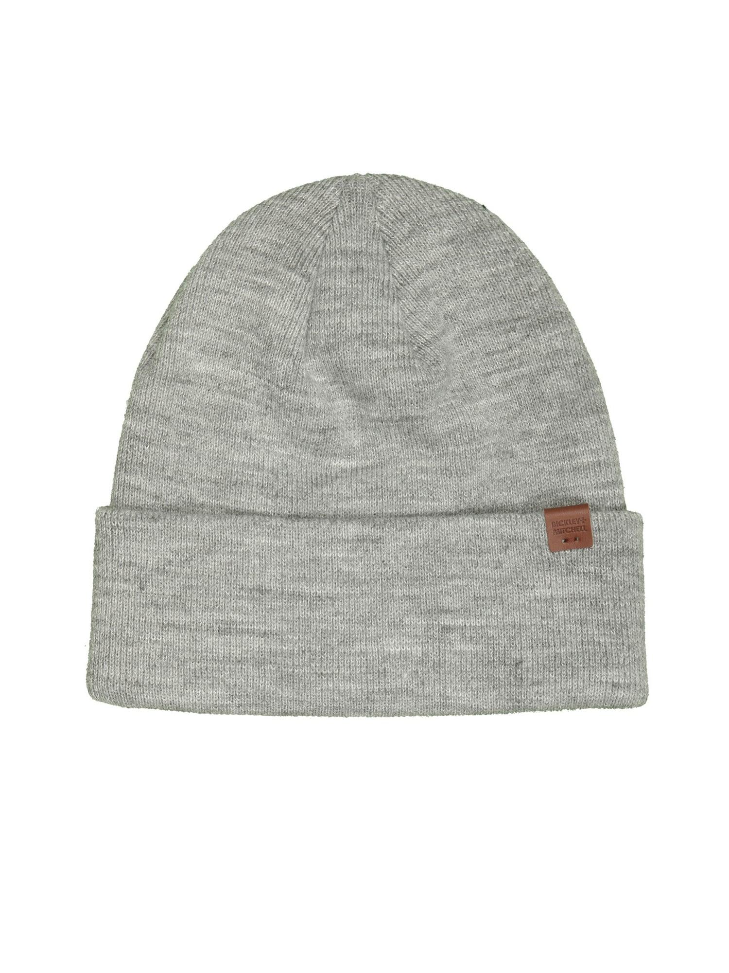 Bickley + Mitchell Megzta kepurė šviesiai pilka