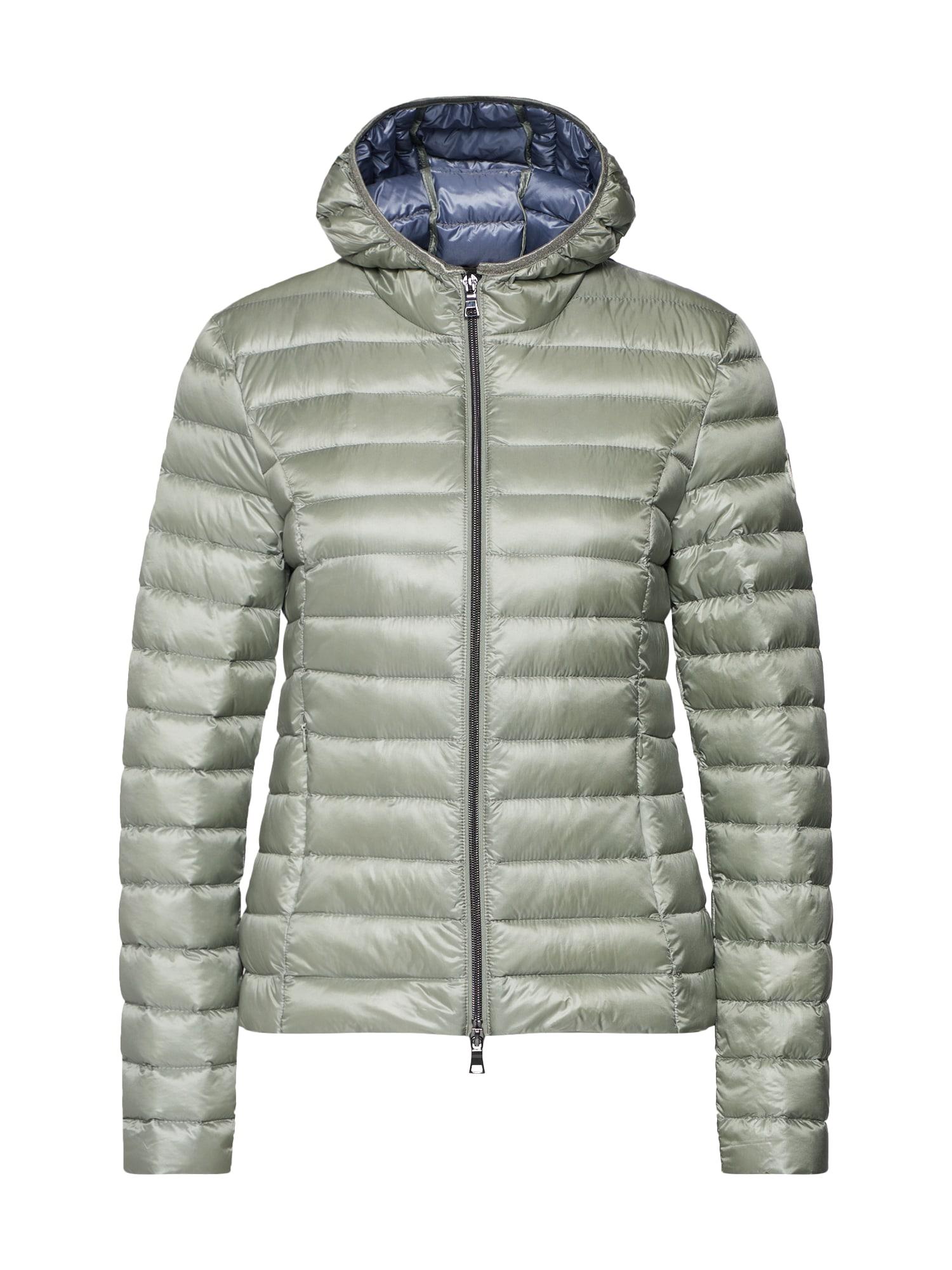 Zimní bunda Forte pastelově zelená No. 1 Como