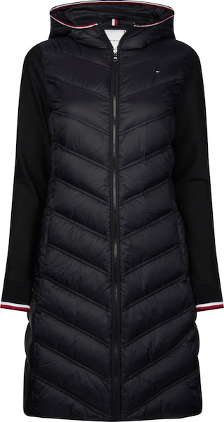 Jacken - Mantel 'Bella' › Tommy Hilfiger › schwarz  - Onlineshop ABOUT YOU